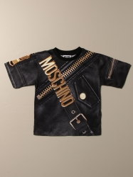 Moschino Kid clothing, Code:  HUM02T LAA10 BLACK 1
