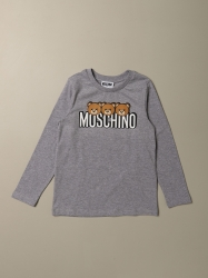 Moschino Kid clothing, Code:  HUO006 LBA24 GREY