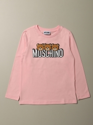 Moschino Kid clothing, Code:  HUO006 LBA24 PINK