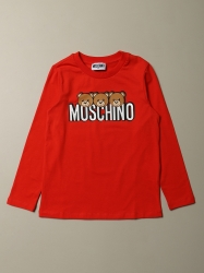 Moschino Kid clothing, Code:  HUO006 LBA24 RED