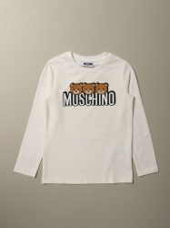 Moschino Kid clothing, Code:  HUO006 LBA24 WHITE