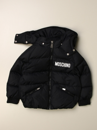 Moschino Kid clothing, Code:  HUS02H L3A20 BLACK