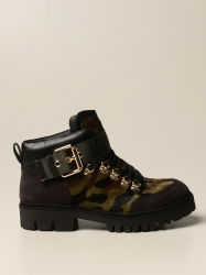 Moschino Couture shoes, Code:  MA21014G1 BMY MILITARY