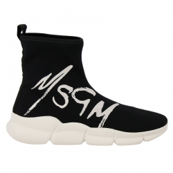 Msgm shoes, Code:  2741MDS320959 BLACK