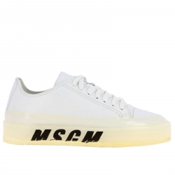 Msgm shoes, Code:  2741MDS725165 WHITE
