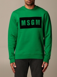 Msgm clothing, Code:  2940MM172207599 GREEN