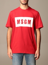 Msgm clothing, Code:  2940MM196207598 RED