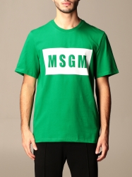 Msgm clothing, Code:  2940MM67207598 GREEN