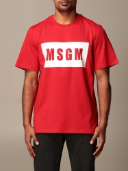 Msgm clothing, Code:  2940MM67207598 RED