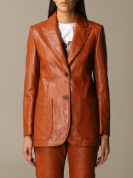 Msgm clothing, Code:  2941MDG06207670 RUST