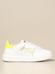 Msgm shoes, Code:  2941MDS1708123 WHITE