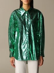 Msgm clothing, Code:  2942MDE115207815 GREEN