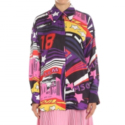 Msgm clothing, Code:  MDE119184859 MULTICOLOR