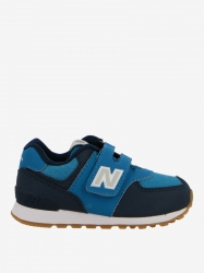 New Balance shoes, Code:  IV574DMB GNAWED BLUE
