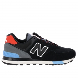 New Balance scarpe, Codice:  ML574 BLACK