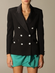 Nine Minutes clothing, Code:  THE BLAZER CRYSTAL BLACK