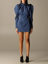 Nine Minutes clothing, Code:  THE LADY JANE DRESS BLUE