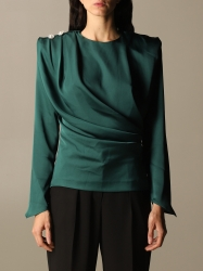 Nine Minutes clothing, Code:  THE LAURYN TOP GREEN