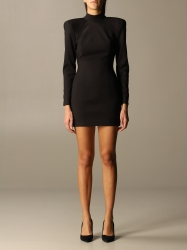 Nine Minutes clothing, Code:  THE LIBRA DRESS SMOKING BLACK