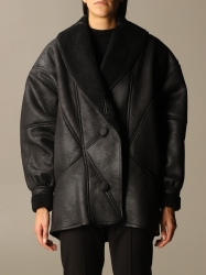Nine Minutes clothing, Code:  THE SHEARLING BLACK