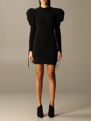 Nine Minutes clothing, Code:  THE VELVET MINI DRESS BLACK