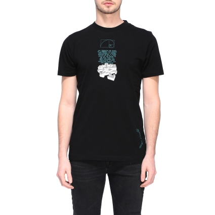 Off White clothing, Code:  OMAA027R20185005 BLACK