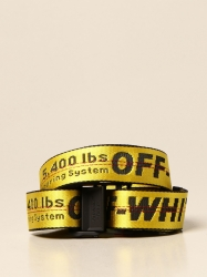 Off White accessories, Code:  OWRB009F20FAB001 YELLOW