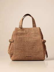 Orciani handbags, Code:  BO2067 CACHEMERE STAMPA COCCO BEIGE