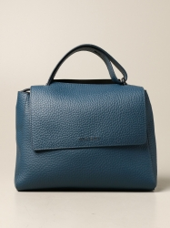 Orciani handbags, Code:  BT2006 SOFT GNAWED BLUE