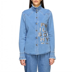 Philosophy Di Lorenzo Serafini clothing, Code:  A0231738 DENIM