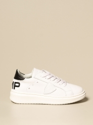 Philippe Model shoes, Code:  BPL0 LV1A WHITE