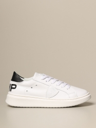 Philippe Model shoes, Code:  BPL0 LV1B WHITE