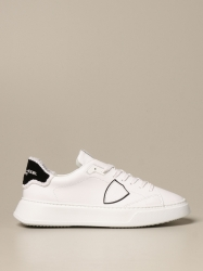 Philippe Model shoes, Code:  BTLU EP02 WHITE