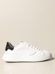 Philippe Model shoes, Code:  BTLU V007 WHITE