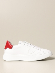 Philippe Model shoes, Code:  BTLU VS01 WHITE