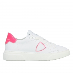 Philippe Model shoes, Code:  BYLD VF02 WHITE