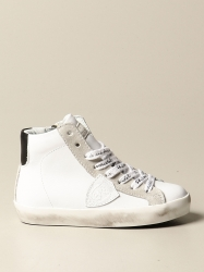 Philippe Model shoes, Code:  CLH0 V14A WHITE