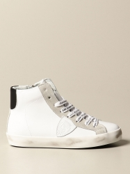 Philippe Model shoes, Code:  CLH0 V14B WHITE
