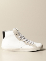 Philippe Model shoes, Code:  CLH0 V14C WHITE