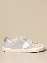 Philippe Model shoes, Code:  CLL0 GM2B SILVER