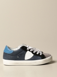 Philippe Model shoes, Code:  CLL0 XW2B BLUE