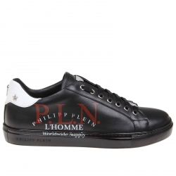 Philipp Plein shoes, Code:  MSC2340 PLE075N BLACK