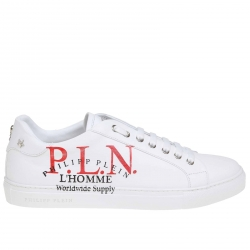 Philipp Plein shoes, Code:  MSC2340 PLE075N WHITE