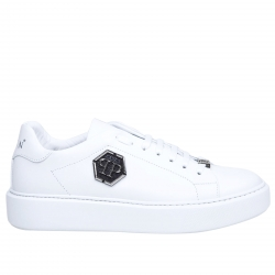 Philipp Plein shoes, Code:  MSC2392 PLE075N WHITE