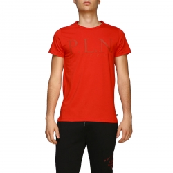 Philipp Plein clothing, Code:  MTK3470 PJY002N RED