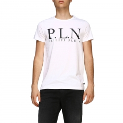 Philipp Plein clothing, Code:  MTK3470 PJY002N WHITE