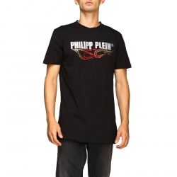 Philipp Plein clothing, Code:  MTK3662 PJY002N BLACK