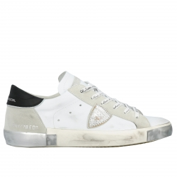 Philippe Model shoes, Code:  PRLD MA02 WHITE