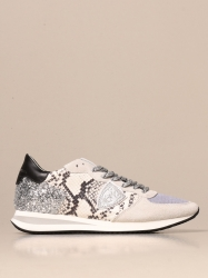 Philippe Model shoes, Code:  TZLD PG01 WHITE