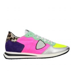 Philippe Model shoes, Code:  TZLD RP09 MULTICOLOR